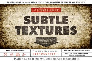 100 Standard Issue Grunge Textures
