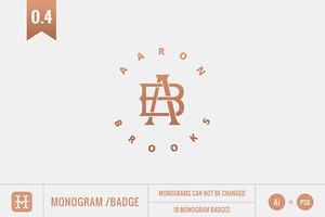 Monogram Pack 0.4