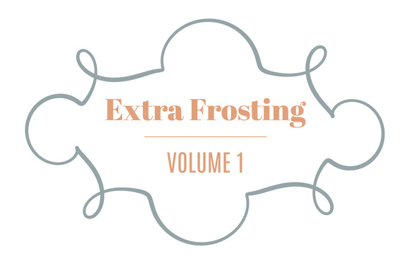 Extra Frosting Vol. 1 | 20 Ornaments - Icons
