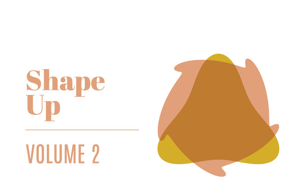 Shape Up Vol. 2 | 20 Essential Forms - Icons