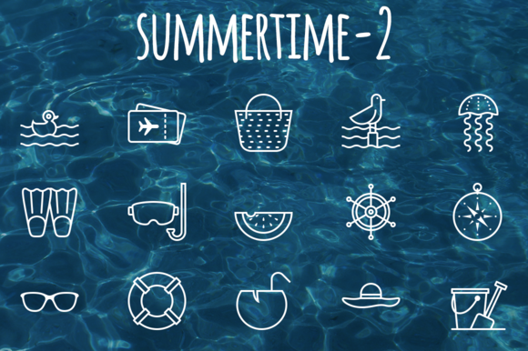 Summertime vol.2 - Icons