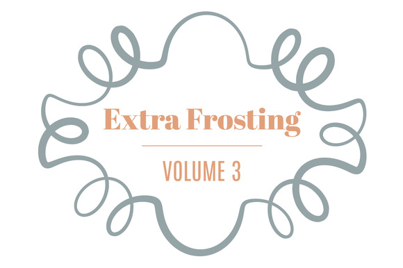 Extra Frosting Vol. 3 | Ornaments - Icons