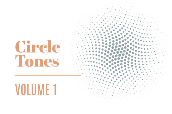 CircleTones Vol.1 | Gradient Circles - Textures