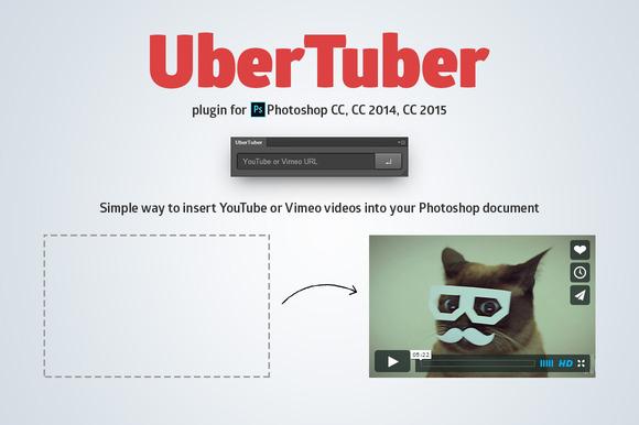UberTuber Plugin For Photoshop
