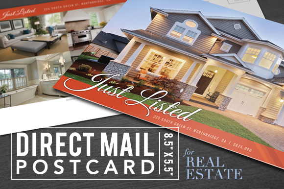 real estate just sold flyer templates - real estate postcard with options flyer templates on