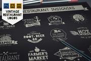 Vintage Restaurant &  Bar I-Graphicriver中文最全的素材分享平台
