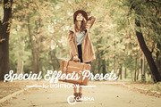 Special Effects Presets Lig-Graphicriver中文最全的素材分享平台