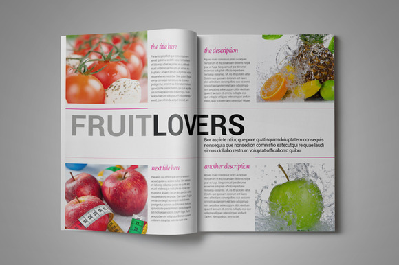 Health Care Magazine Template - Magazines - 5