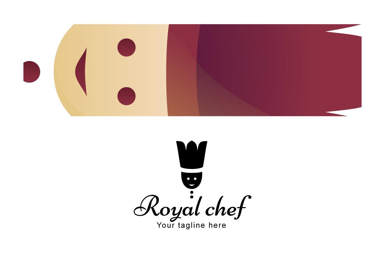 Royal Chef Logo Templates On Creative Market
