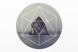 36 Geometric Vector Shapes