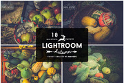 10 Autumn Vintage Lightroom-Graphicriver中文最全的素材分享平台