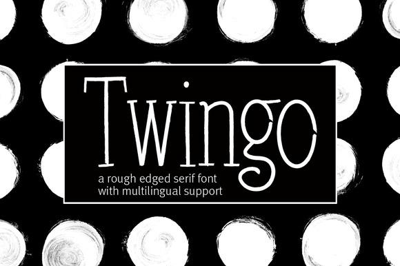 CM - Twingo font 337053
