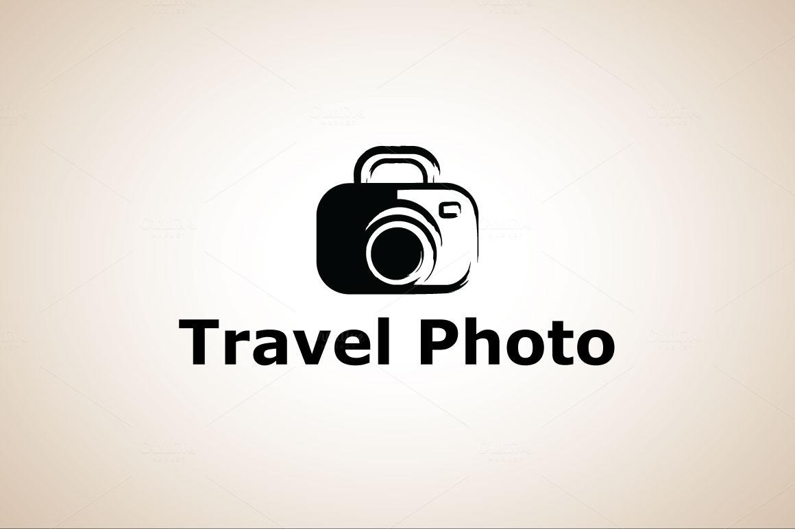 Travel Photography Logo Logo Templates On Creative Market