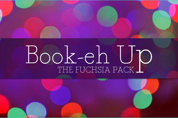Book-eh-Up Fuchsia Pack