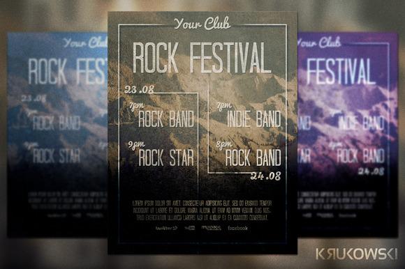 Rock Flyer