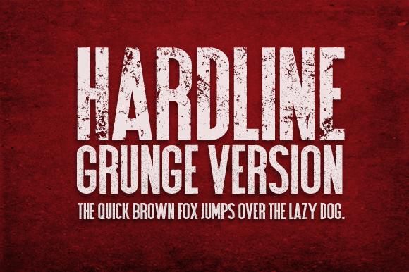 hardline grunge version