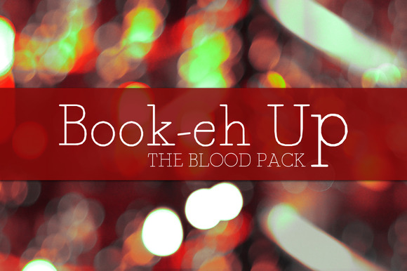 Book-eh-Up Blood Pack