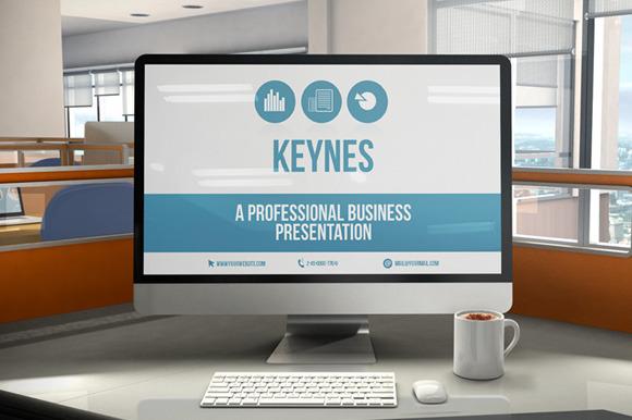 Keynes Corporate Presentation