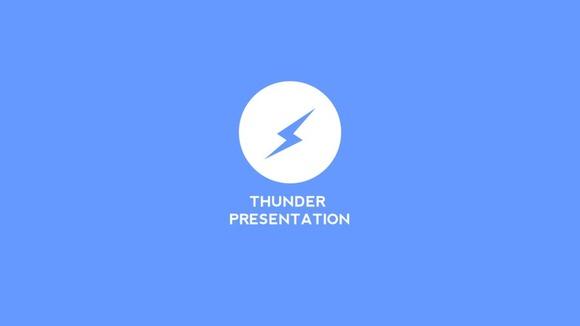 Thunder PowerPoint