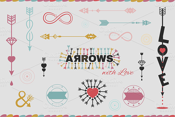 Arrows With Love