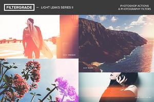 FilterGrade Light Leaks Series II