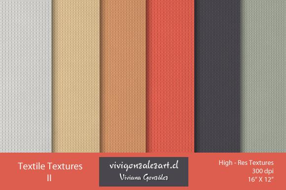 Textile Textures II