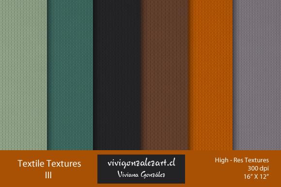 Textile Textures III