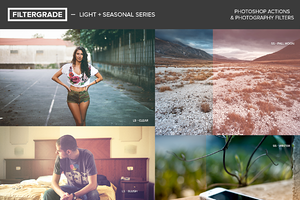 FilterGrade Light + Seasonal Series