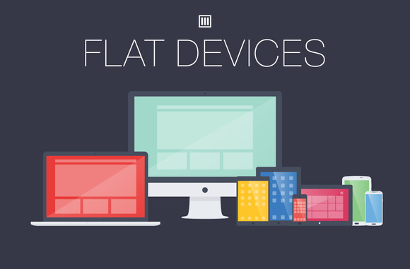 Flat Devices
