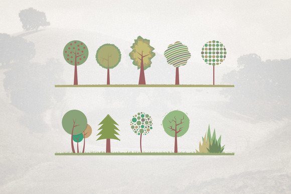 Vector Tree Set