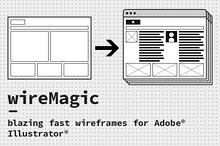 wireMagic - blazing fast wireframes