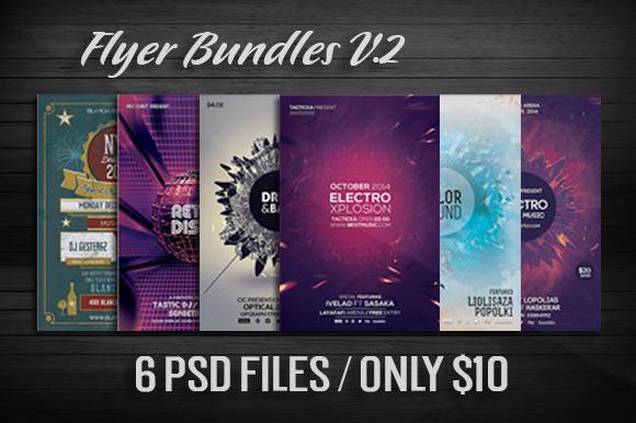 Flyer Bundles