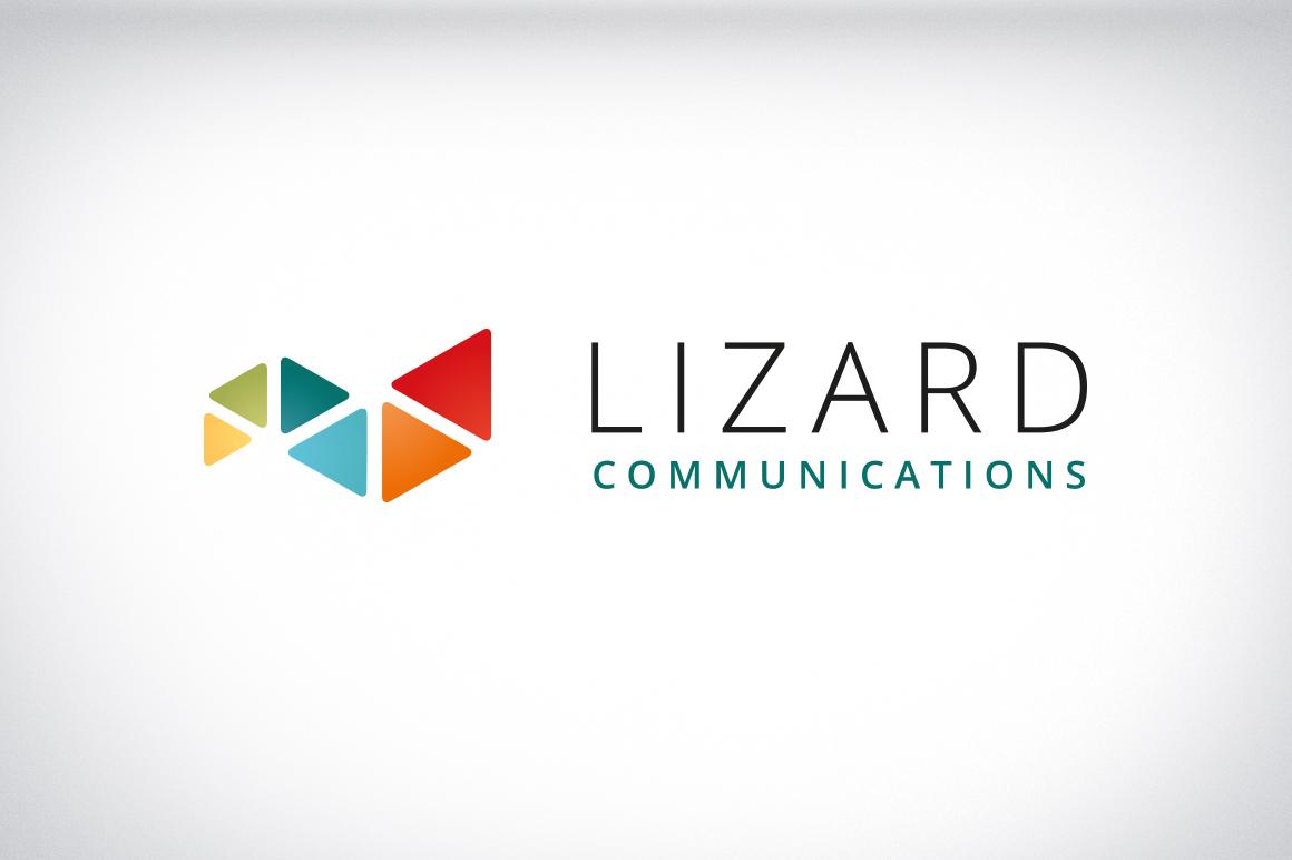 Lizard modern and minimalist logo logo templates on for Modern and minimalist