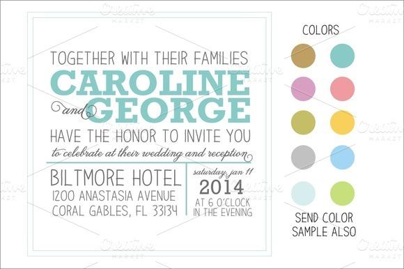 Newspaper Wedding Invitations: NewsPaper Style Wedding Invitation