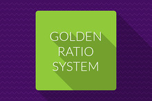 Golden Ratio & the Grid System