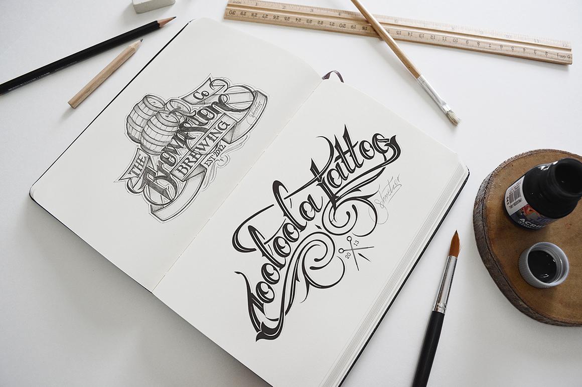 Artist Sketch Book Mockup ~ Product Mockups On Creative Market