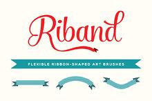 Riband – Illustrator Art Brushes