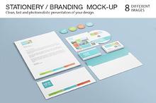 Stationery / Branding Mock-Up #2