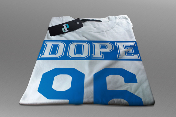 DOPE 96 Sweater T-shirt Design