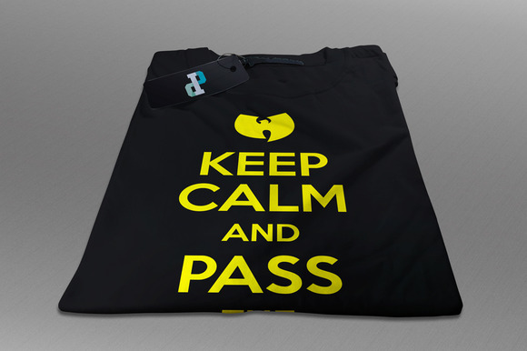 Keep Calm And Pass The Blunt Design