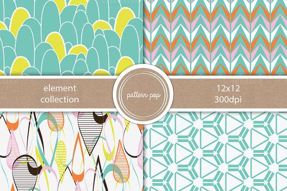 Element Pattern Pack