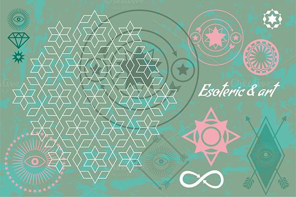 Esoteric Art Elements