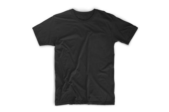 Realistic T-Shirt Templates