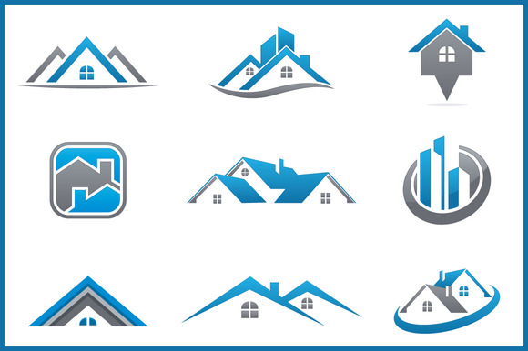 Real Estate Bundle 9 Logos