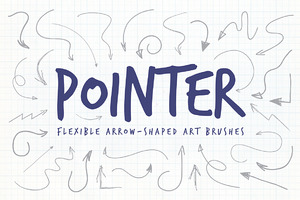 Pointer – Illustrator Art Brushes