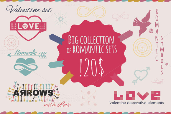 Big Collection Of Romantic Sets