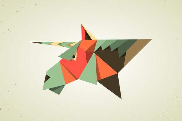 Magic Origami Unicorn From Paper