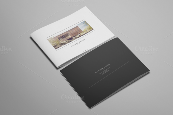 Interior design brochure brochure templates on creative for Interior design brochures