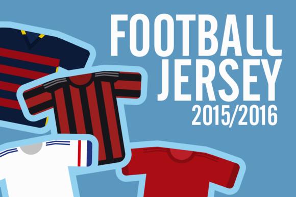 Football Or Soccer Jersey Bundle