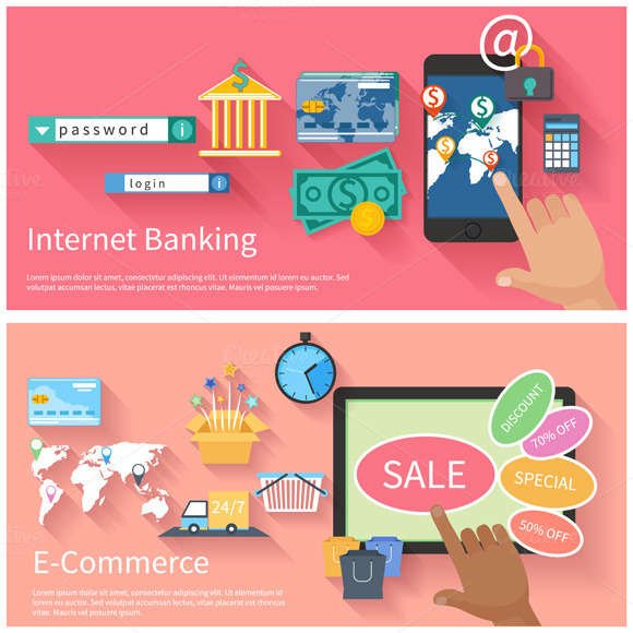Internet Banking And E-commerce